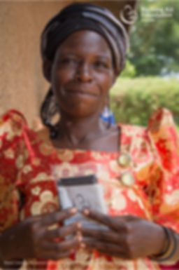7. Kisozi Community_woman receives Birth
