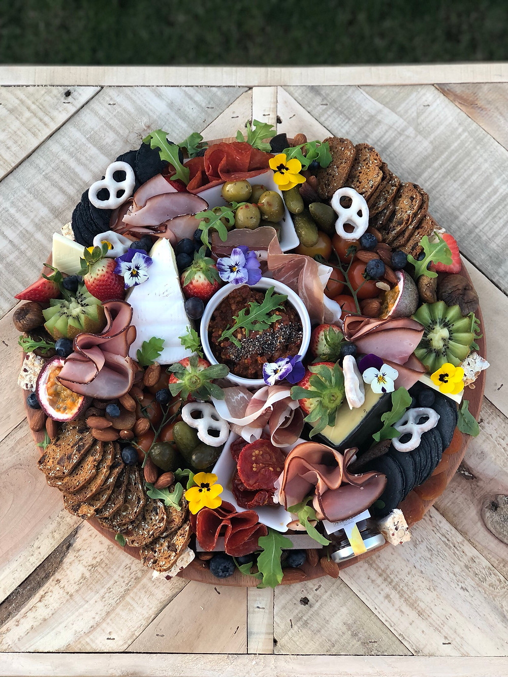 grazing platter, blessingway, baby shower, event planner,