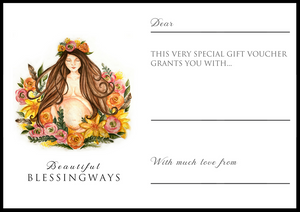 Blessingway gift voucher