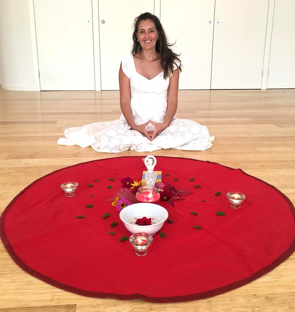 Tábata Ogilvie, Byron Yoga Women's Retreats