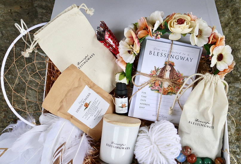 Beautiful Blessingways box