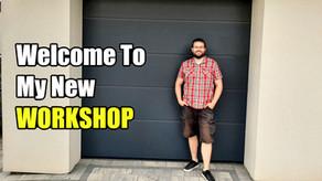 My new workshop!