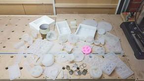 Moulds for resin casting