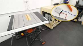 Evolution Rage 5-S Table Saw - Installing a Soft Start Module
