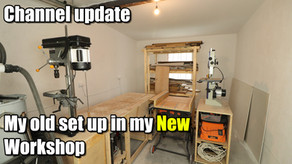 Setting up my new Workshop