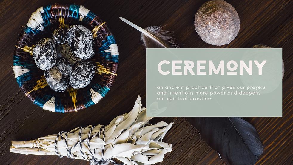 shamanic ceremony