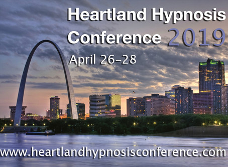 Heartland Hypnosis Conference April 26-28, 2019