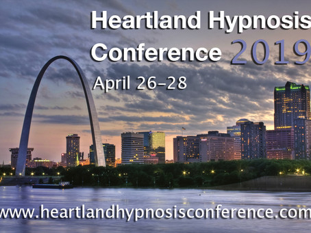 Heartland Hypnosis Conference April 26-28, 2019