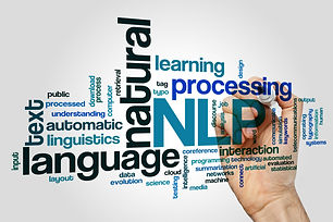 Natural language processing concept word