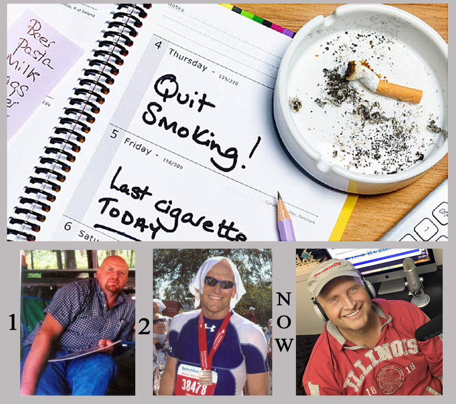 I quit smoking 3 packs a day cold turkey