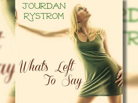 Jourdan Rystrom - Johhny Vallone - Singer, Song Writer, Healer