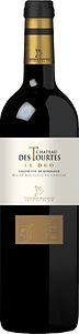 Château des Tourtes Cuvée DUO Rouge. Merlot en Cabernet Sauvignon uit Bordeaux. Rode wijn.