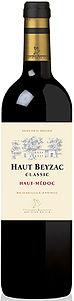 Château Haut Beyzac Haut-Médoc Classic. Merlot en Cabernet Sauvignon uit Bordeaux. Rode wijn