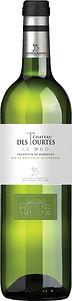 Château de Tourtes Cuvée DUO Blanc. Sauvignon uit de Bordeaux. Witte wijn.