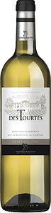 Château des Tourtes Cuvée Prestige Blanc. Sauvignon uit Bordeaux. Witte wijn.
