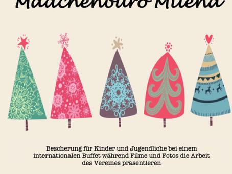 Einladung: Weihnachtsfeier & Tag der offenen Tür