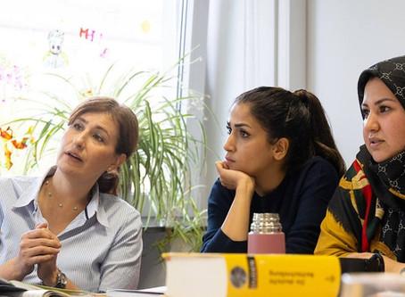 """""""F.A.Z.-Leser helfen"""" Frauen eine Stimme zu geben"""