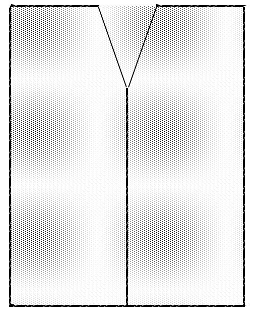 Verbinden der Vorder- und Rückenteile