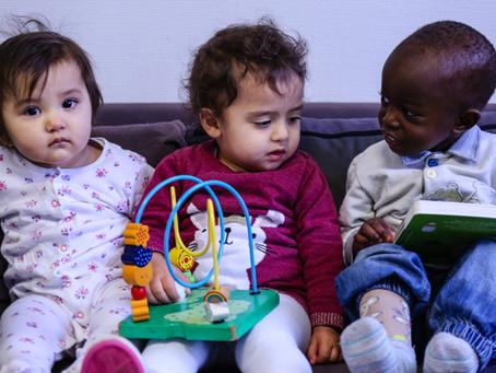 Kinderkrippe und Kindergarten Milena suchen ein Zuhause!