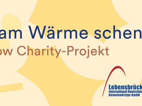 Gemeinsam Wärme schenken! Weihnachtliches Charity-Projekt von LunchNow