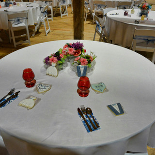 Tables and Linens