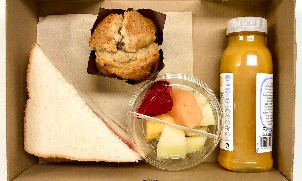 Pack 20 desayunos individuales BASIC