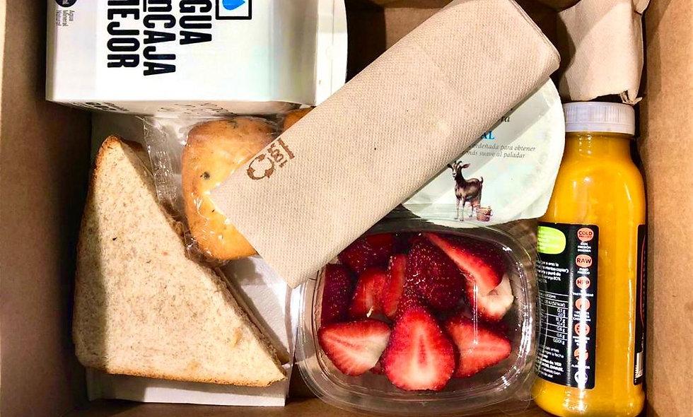 Pack 20 desayunos individuales PREMIUM