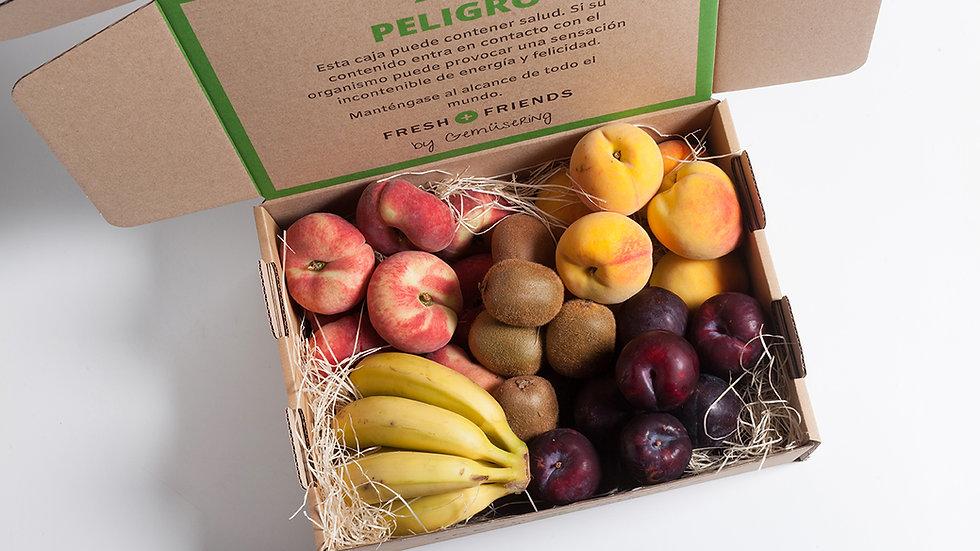 Caja de fruta Fresh