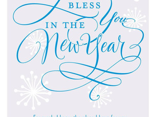 New Year, New Blessings