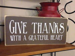 """Say """"Thank You!"""""""