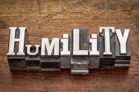 Maintaining Humility