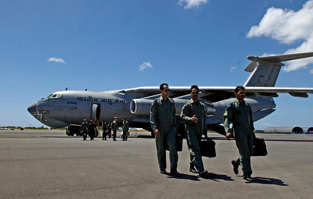 Il-76 & Il-78