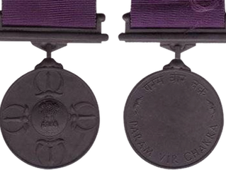 Gallantry Awards Of Indian Military