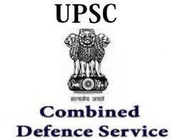 UPSC CDS-I 2019