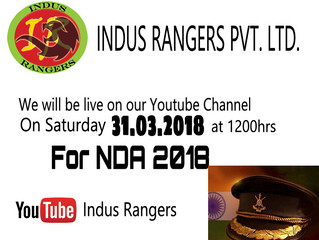 Indus Rangers Will Go live On Youtube