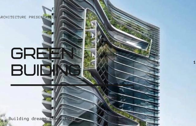 สาระน่ารู้ : EP.: 115 Green Building