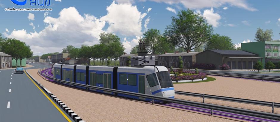 สาระน่ารู้ :EP.89 รถไฟฟ้าเชียงใหม่ เริ่มสร้างปี 64