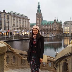 De Au Pair a médico asistencial en Patología en Hamburgo, Alemania.