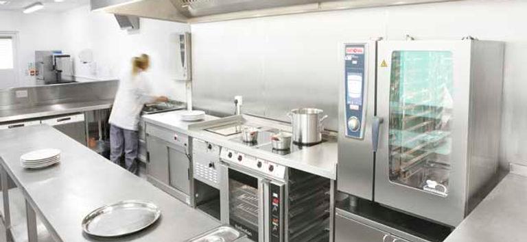 תכנון מטבח מוסדי