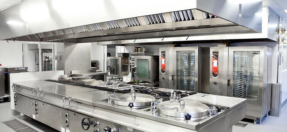 תכנון מטבח ייצור