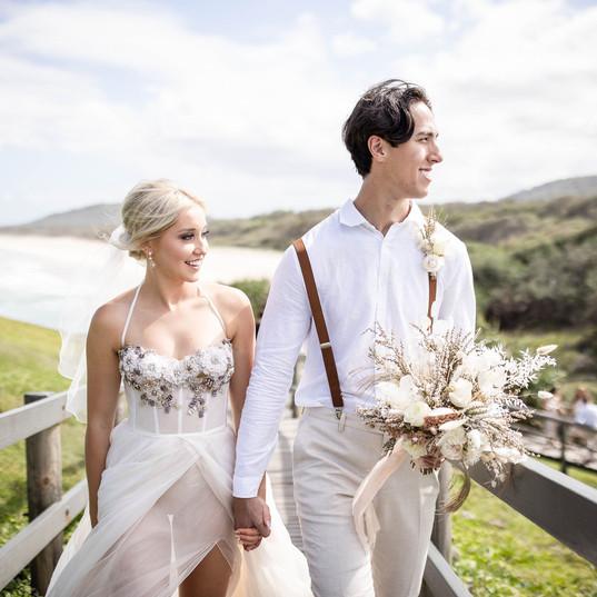 Sabine and Julian Wedding