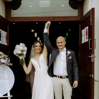 Marita + Josh Court