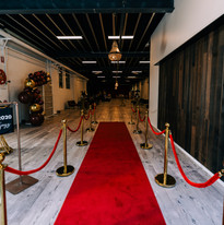 Gatsby Christmas Party Event