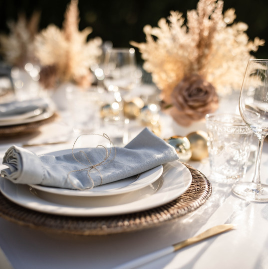 Outdoors Neutral Christmas Party Event