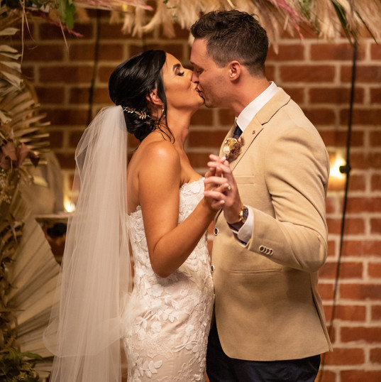 Sam and Lydia's Wedding