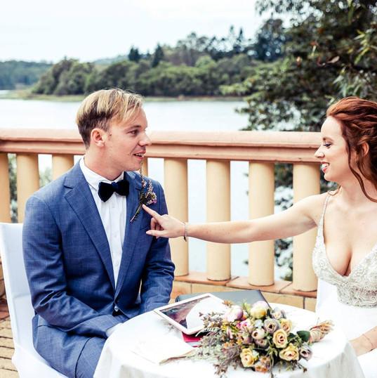 Heather and Alex Tuffly Outdoor Wedding