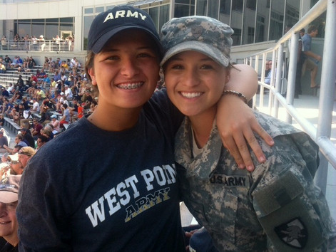 Madi Gilmore Gives Verbal to West Point