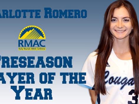 Alumni Spotlight: Charlotte Romero
