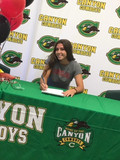 Mel Spencer Commits to Cal State Stanislaus