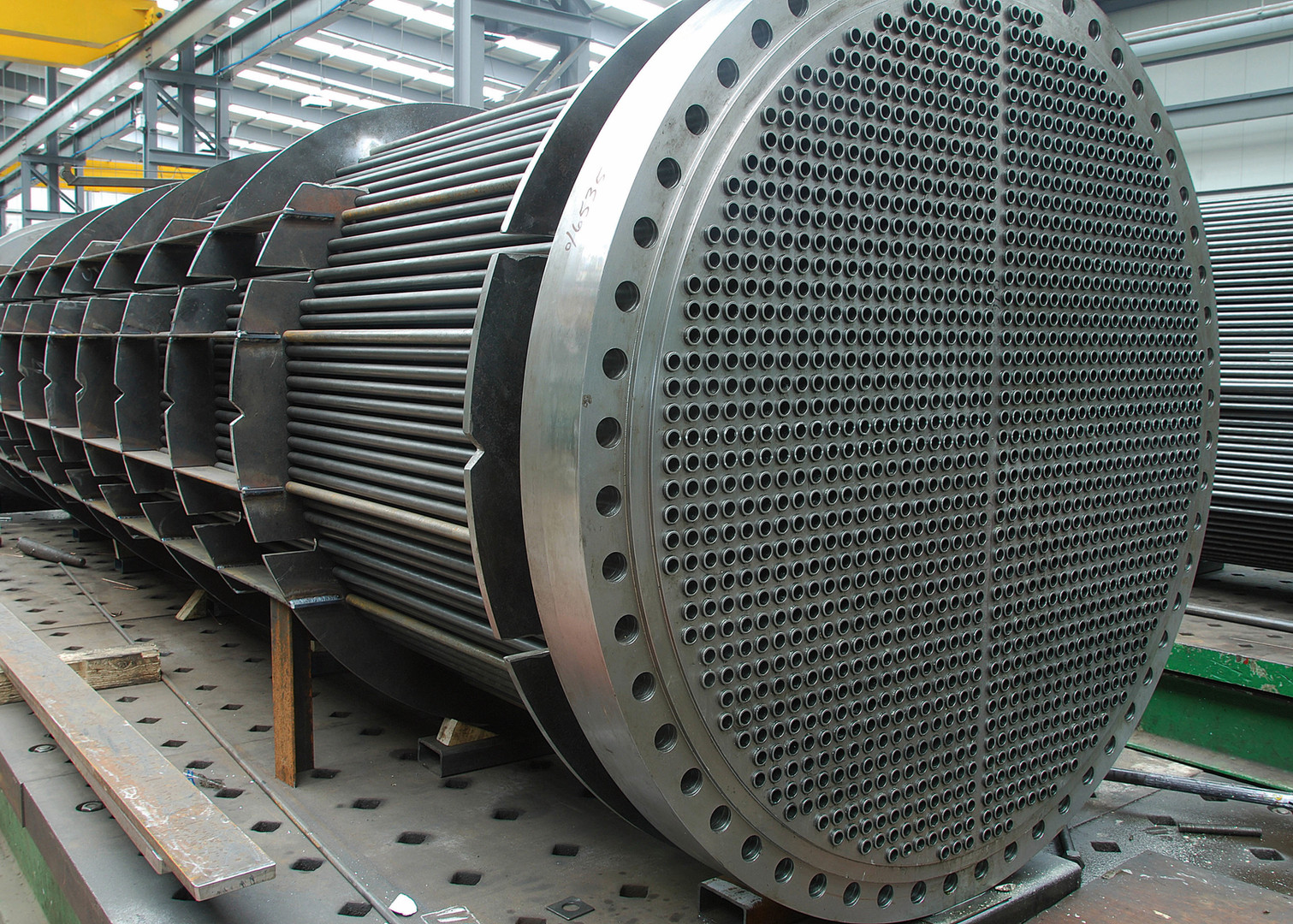 Boilers, Superheaters, Economisers, Headers, Manifolds